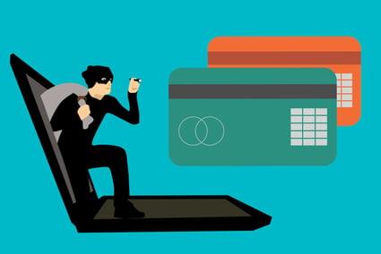 credit card fraud thief