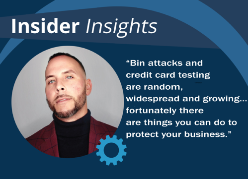 Insider Insights Bin Attacks