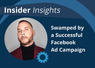Swamped by a Successful Facebook Campaign
